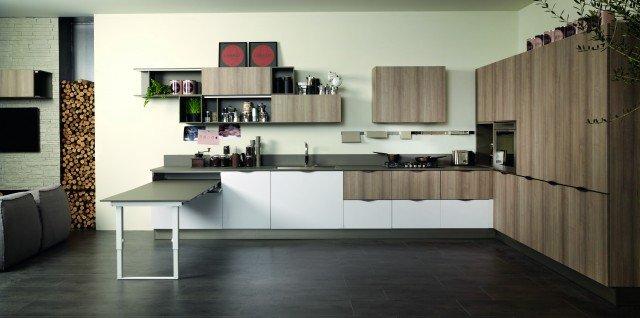In Cucina Materiali Protagonisti Cose Di Casa