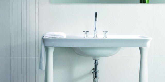 Lavabi classici: lo stile anche in bagno