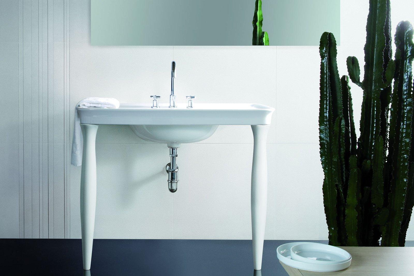 Lavabi classici lo stile anche in bagno cose di casa - Sanitari bagno ikea ...