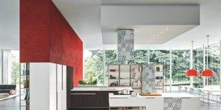 In cucina, materiali protagonisti