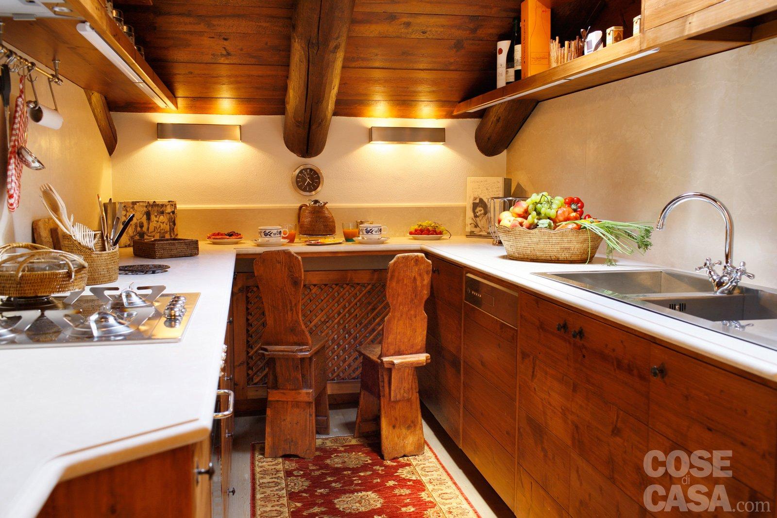 Clicca sulle immagini per vederle full screen with tende per casa montagna - Tende casa montagna ...