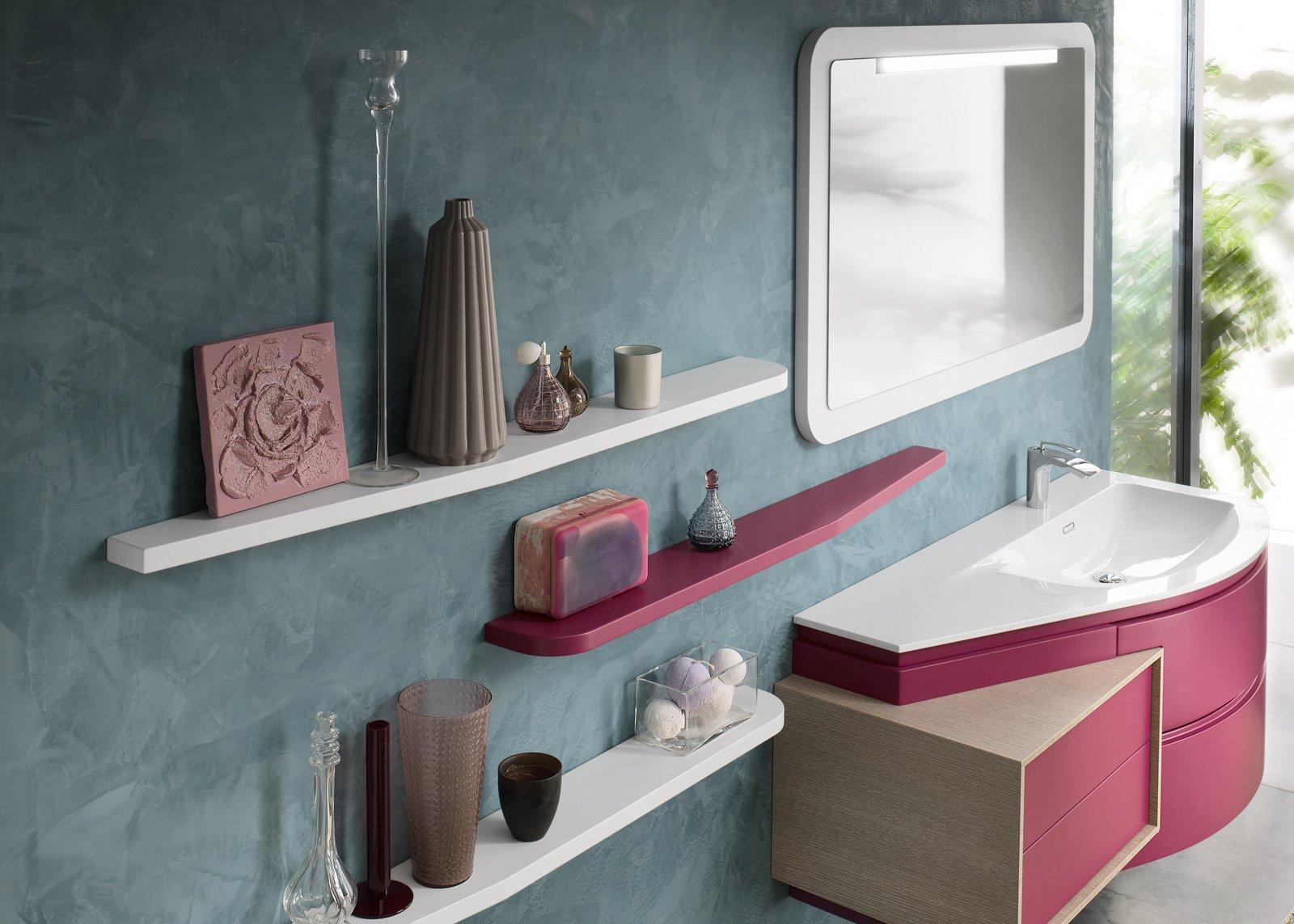 Armadietto Da Bagno Alterna : Mobili bagno con cassetti. tutto in ordine sotto il lavabo cose di