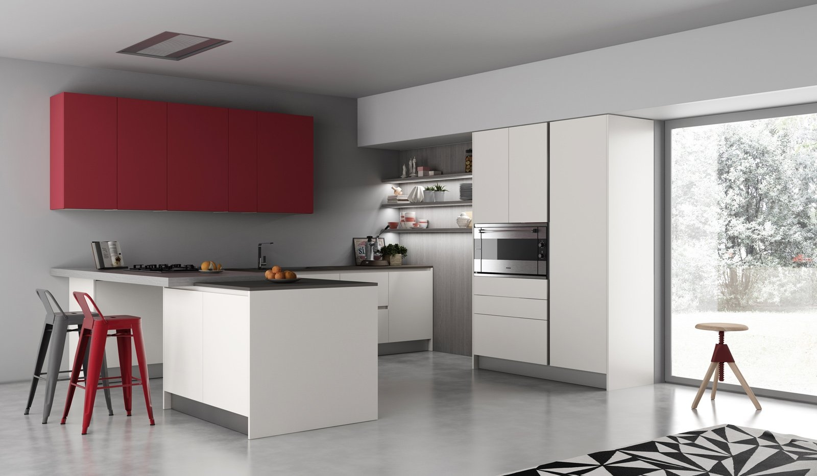 Doimo Cucine Pictures to pin on Pinterest