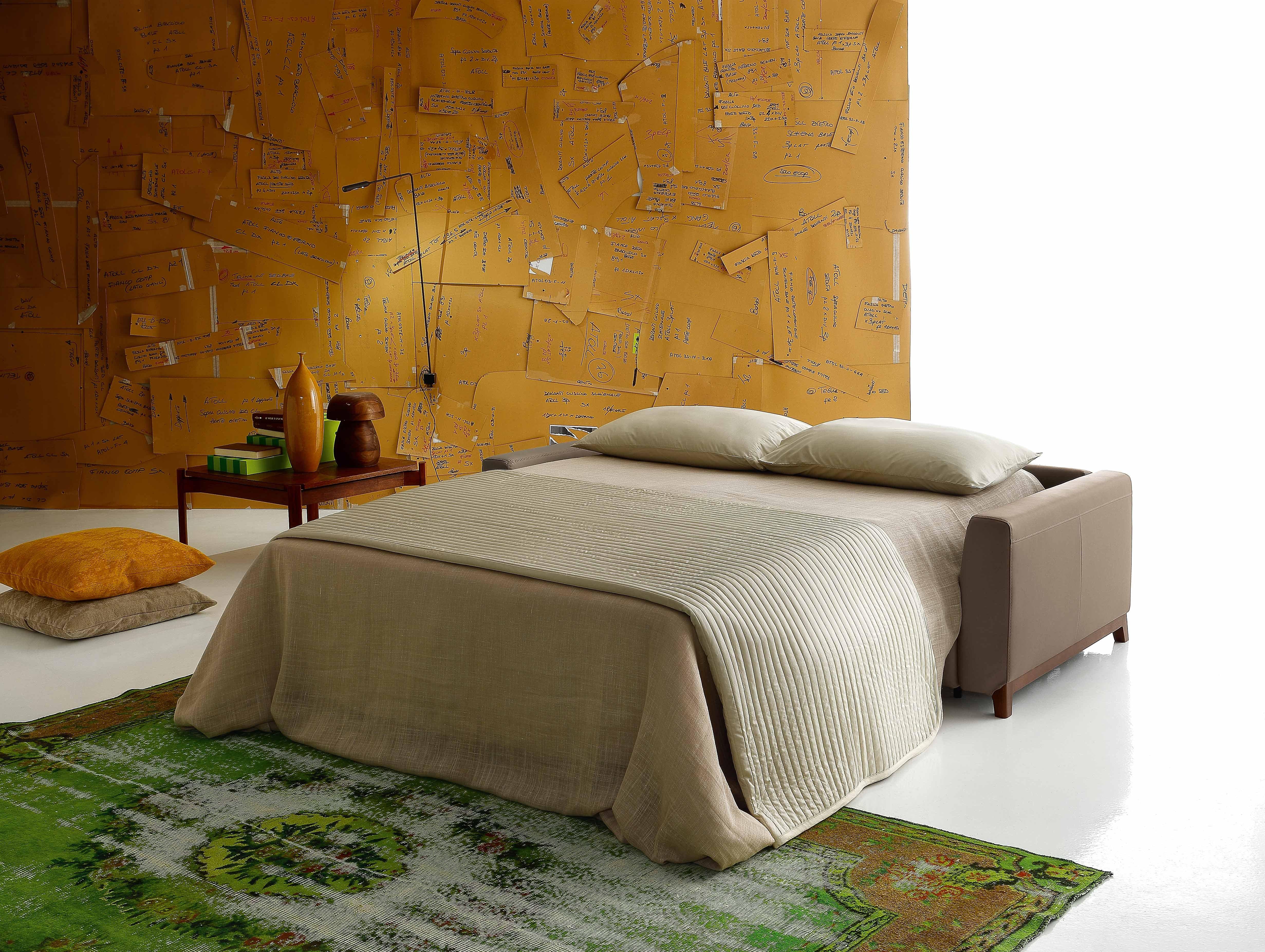 Ditre mood divano trasformabile aperto cose di casa - Divano letto aperto ...