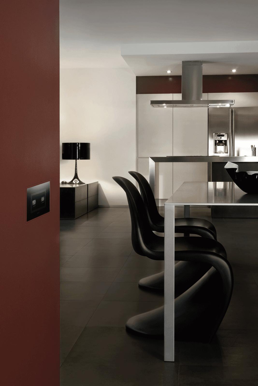 Ave touch: il design e la tecnologia per interruttori e prese ...