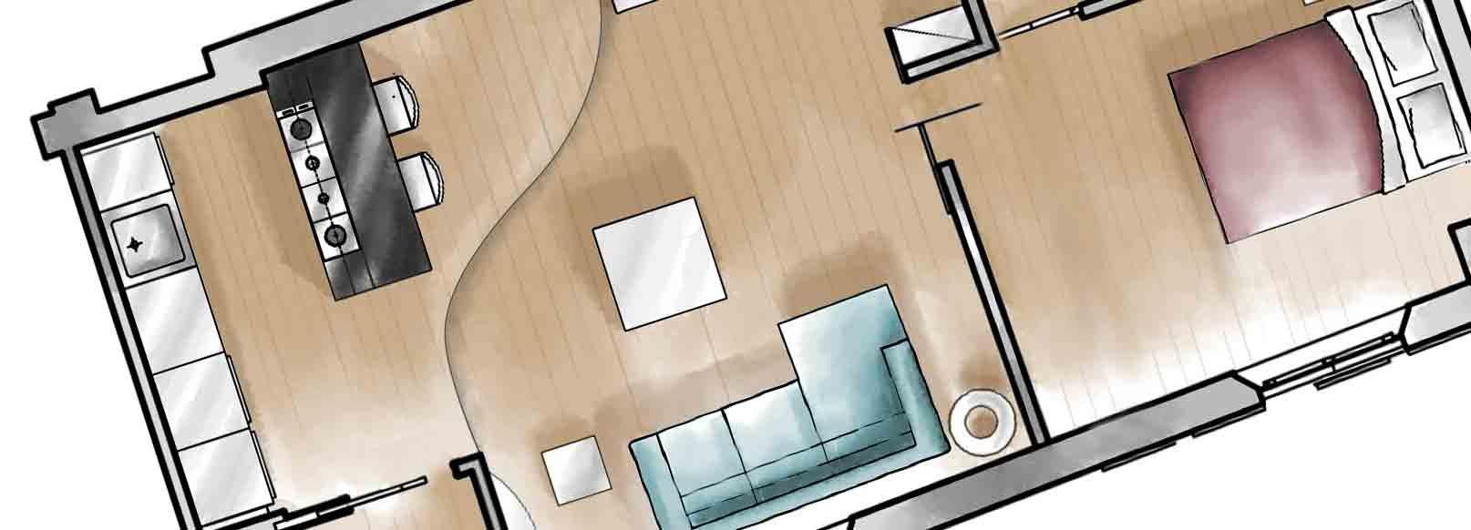Metri quadrati commerciali che cosa sono e come si for Casa di 2000 metri quadrati