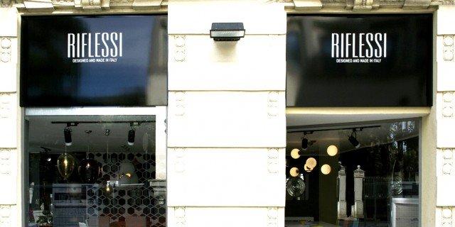 Riflessi: nuovo showroom a Reggio Calabria - Cose di Casa