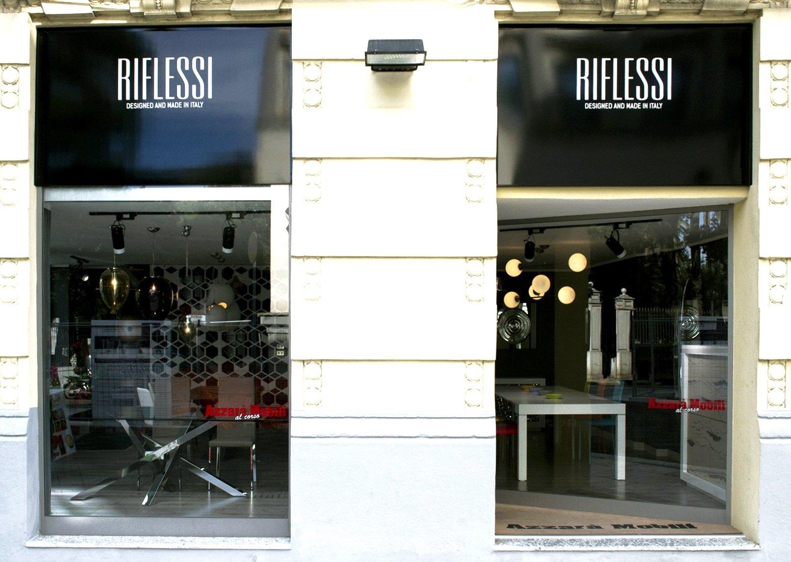 Riflessi nuovo showroom a reggio calabria cose di casa for Cose di casa shop on line