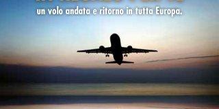 Compri un aspirapolvere e vinci un volo A/R in Europa