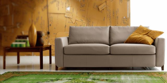Divano letto: scegliere la comodità oltre all'estetica