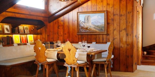 Mansarda tutta legno: nuova vita per la casa di montagna ...