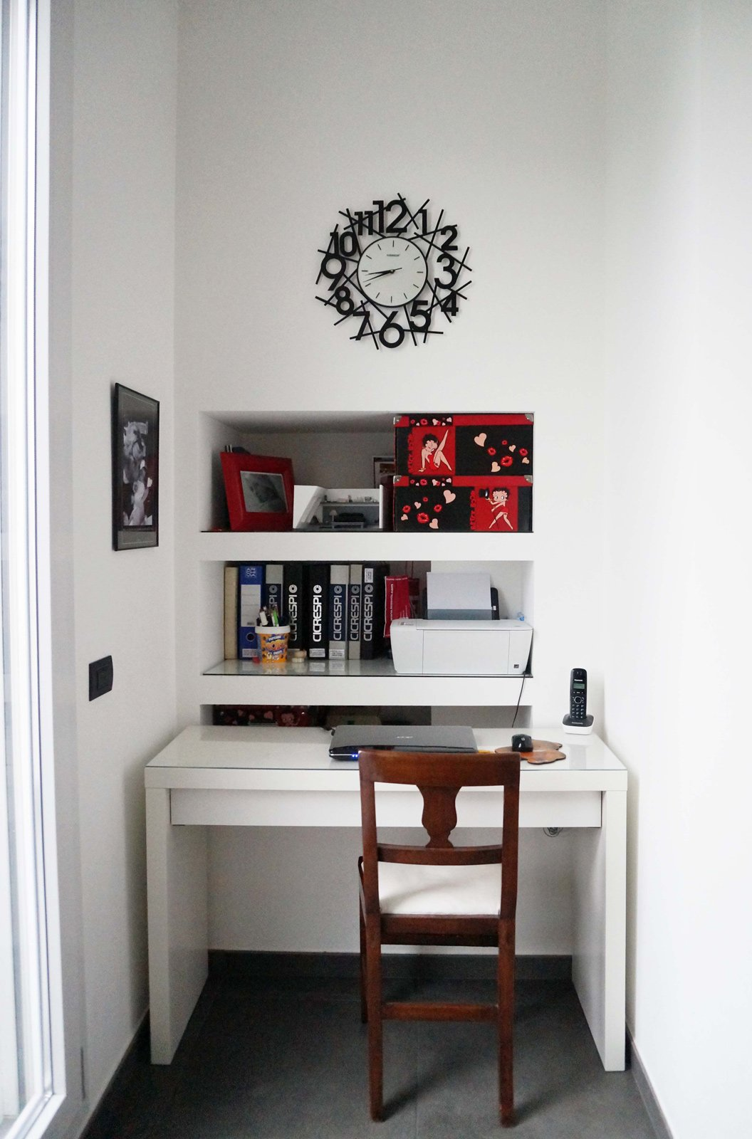 120 mq una casa riportata a nuova vita cose di casa - Studio in casa arredamento ...