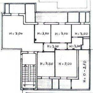 Planimetria casa mq mq una casa riportata a nuova vita cose di casa with progetto casa 120 mq - Disegnare planimetria casa ...
