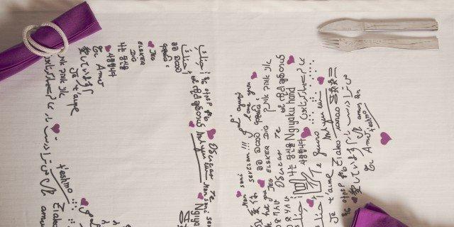 San Valentino: idee per la tavola