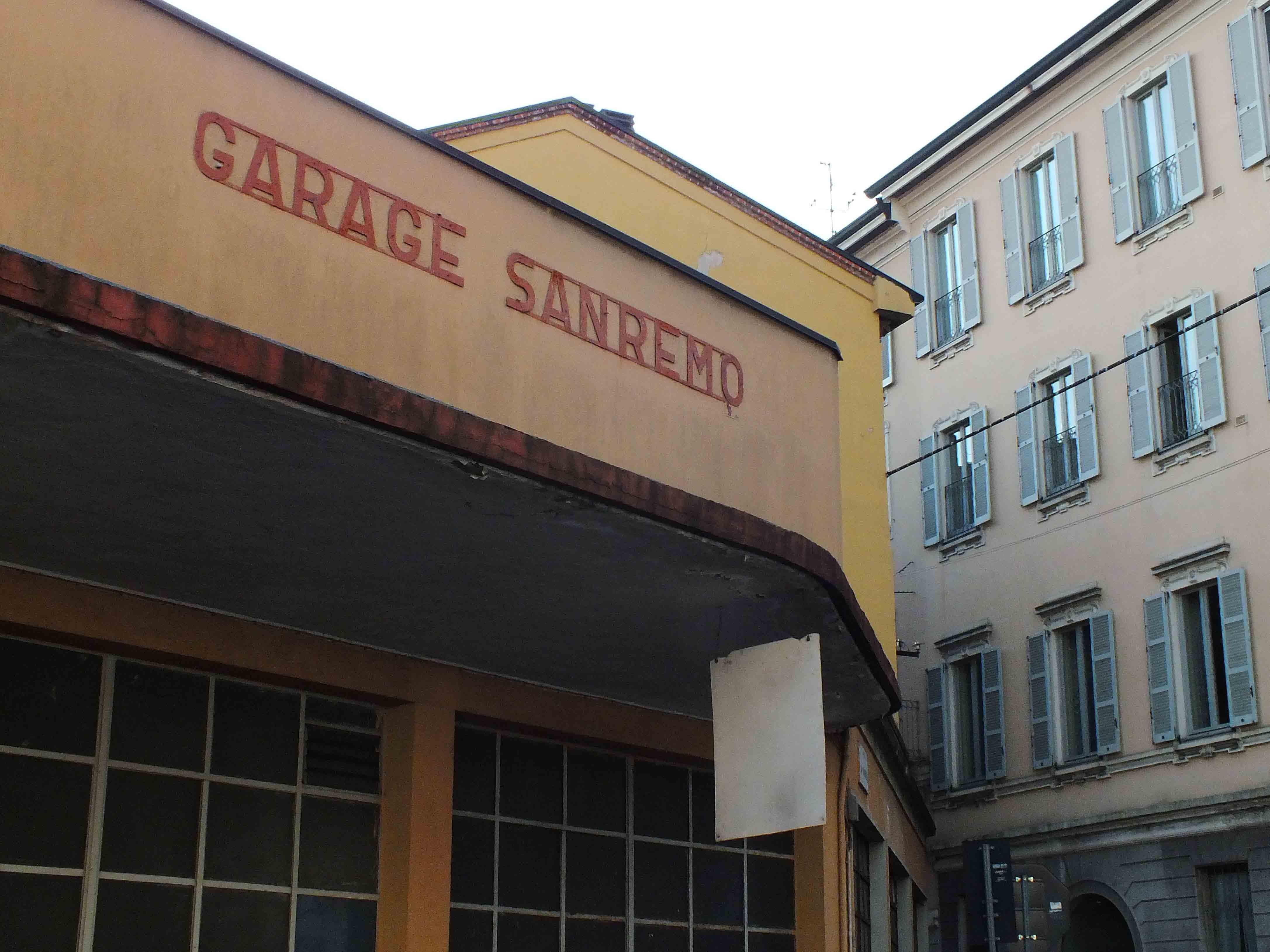 1 garage sanremo in via zecca vecchia cose di casa for Garage di casa