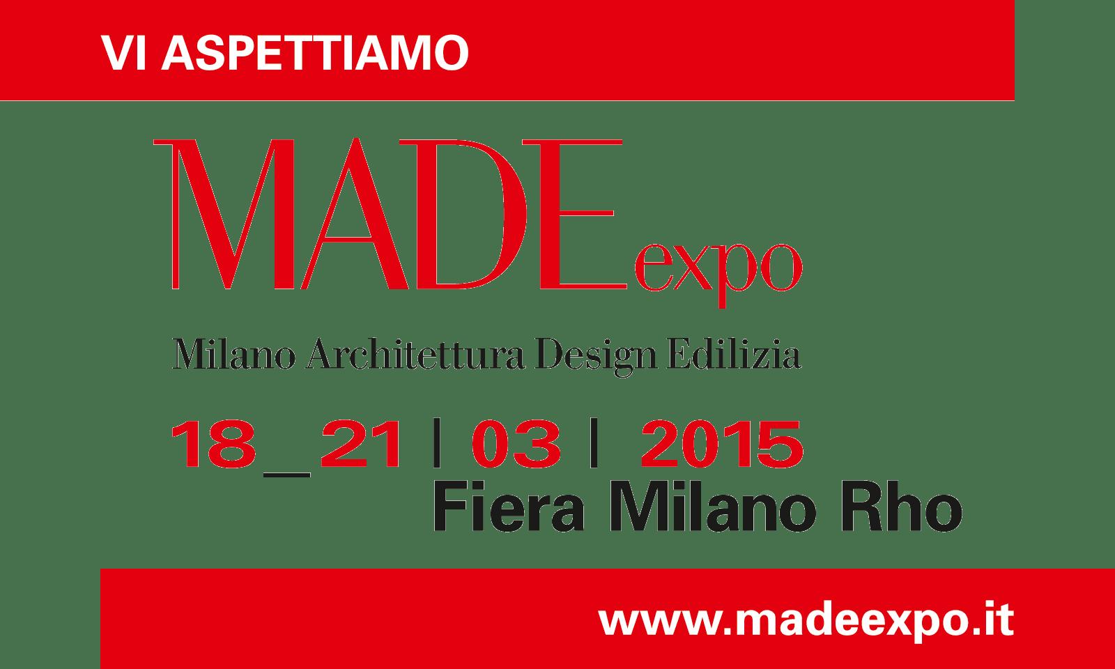 Made expo 2015 dal 18 al 21 marzo cose di casa - Nusco porte milano ...