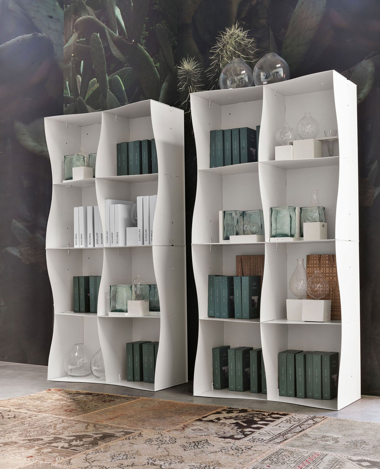 Librerie e vetrine al Salone Internazionale del Mobile 2015 - Cose ...