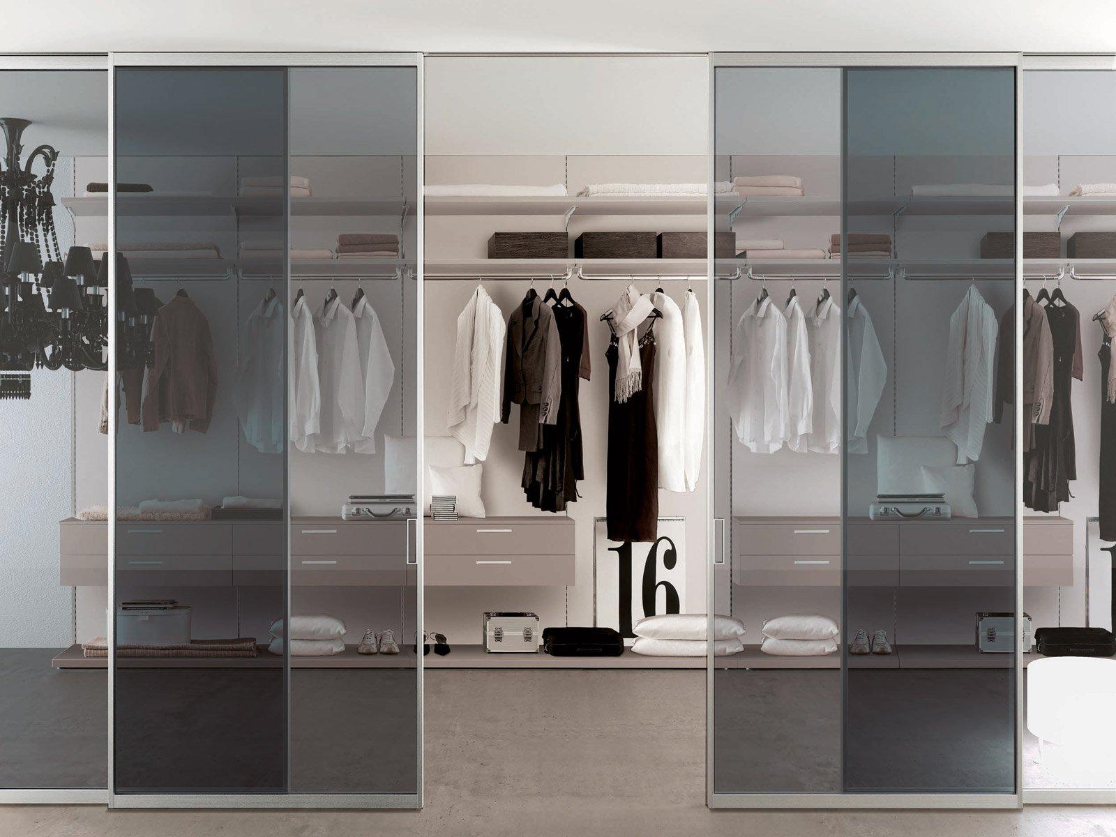 Isaloni 2015 armadi cabine cassettiere tutti da esibire - Ante per cabina armadio ...
