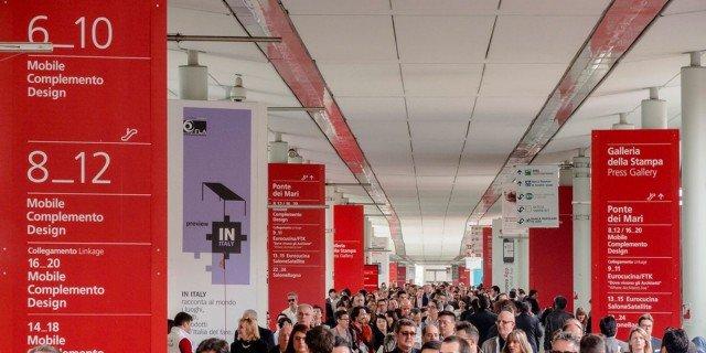 Conto alla rovescia per il Salone internazionale del Mobile di Milano ed Euroluce