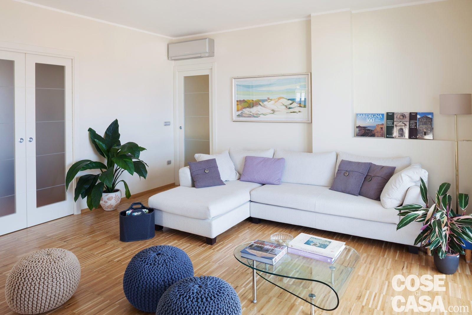 una casa da due appartamenti con vista mare cose di casa