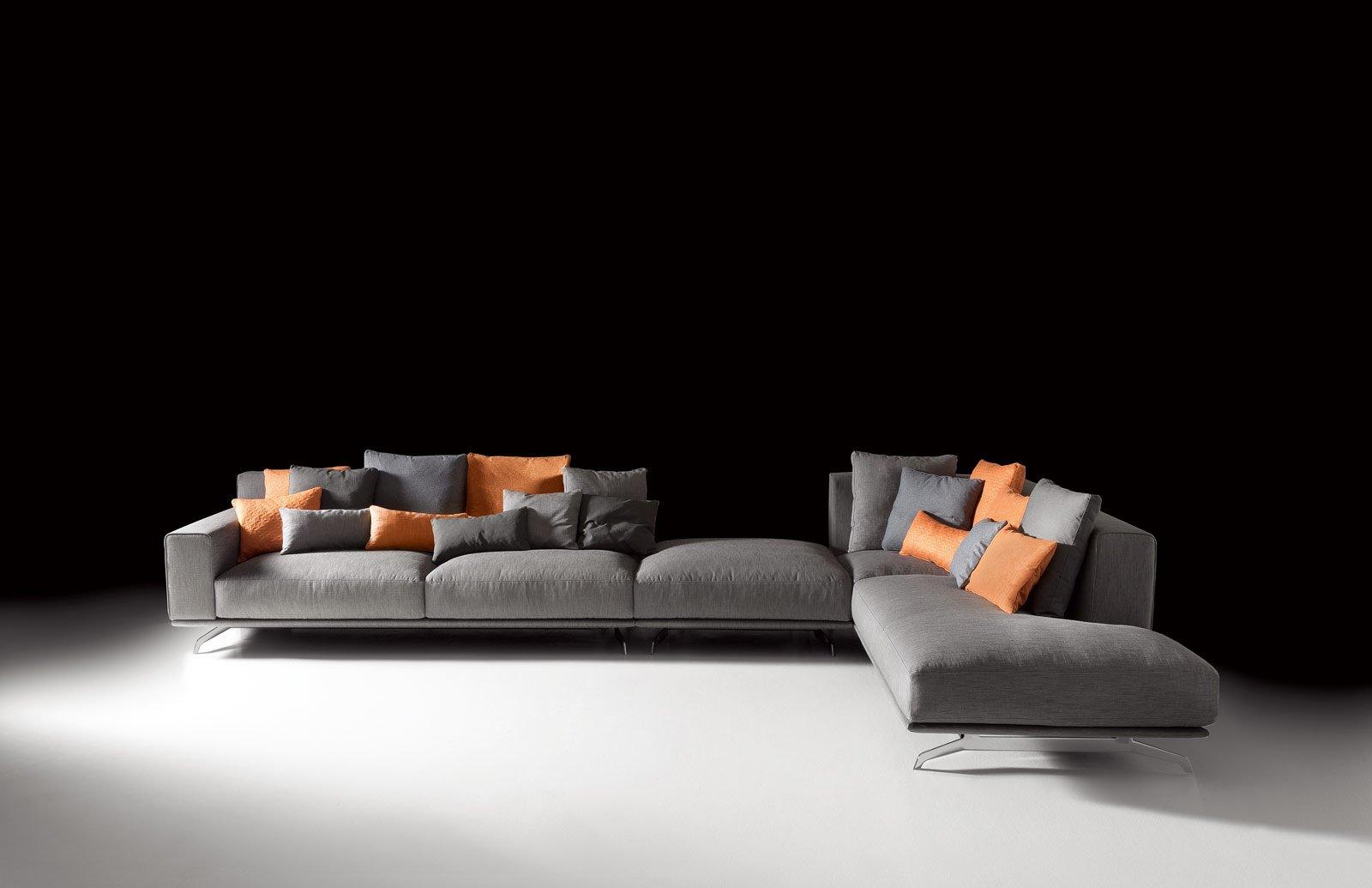 Soggiorno tre soluzioni per il divano cose di casa