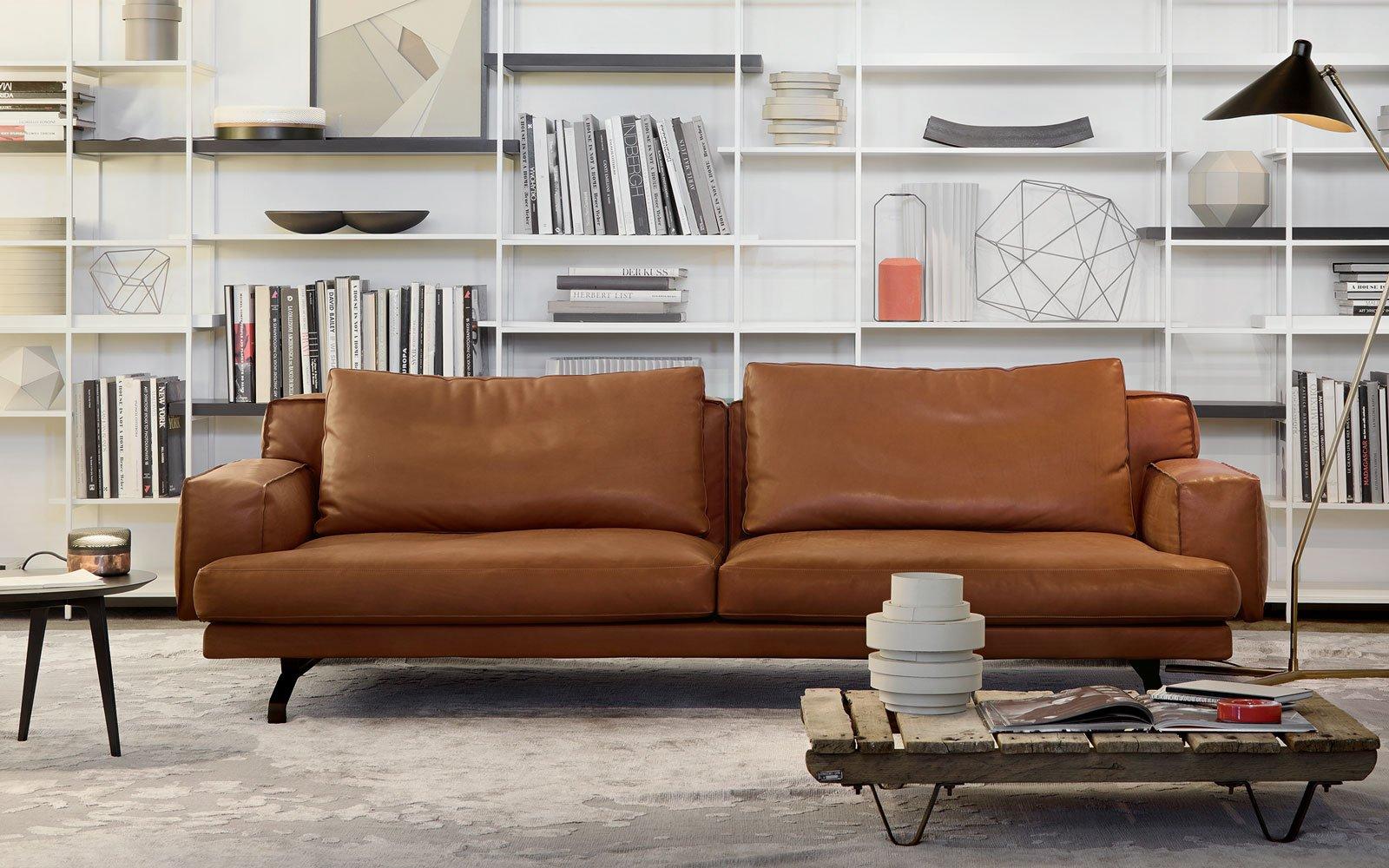 Divani design comfort secondo lema cose di casa for Divani da design