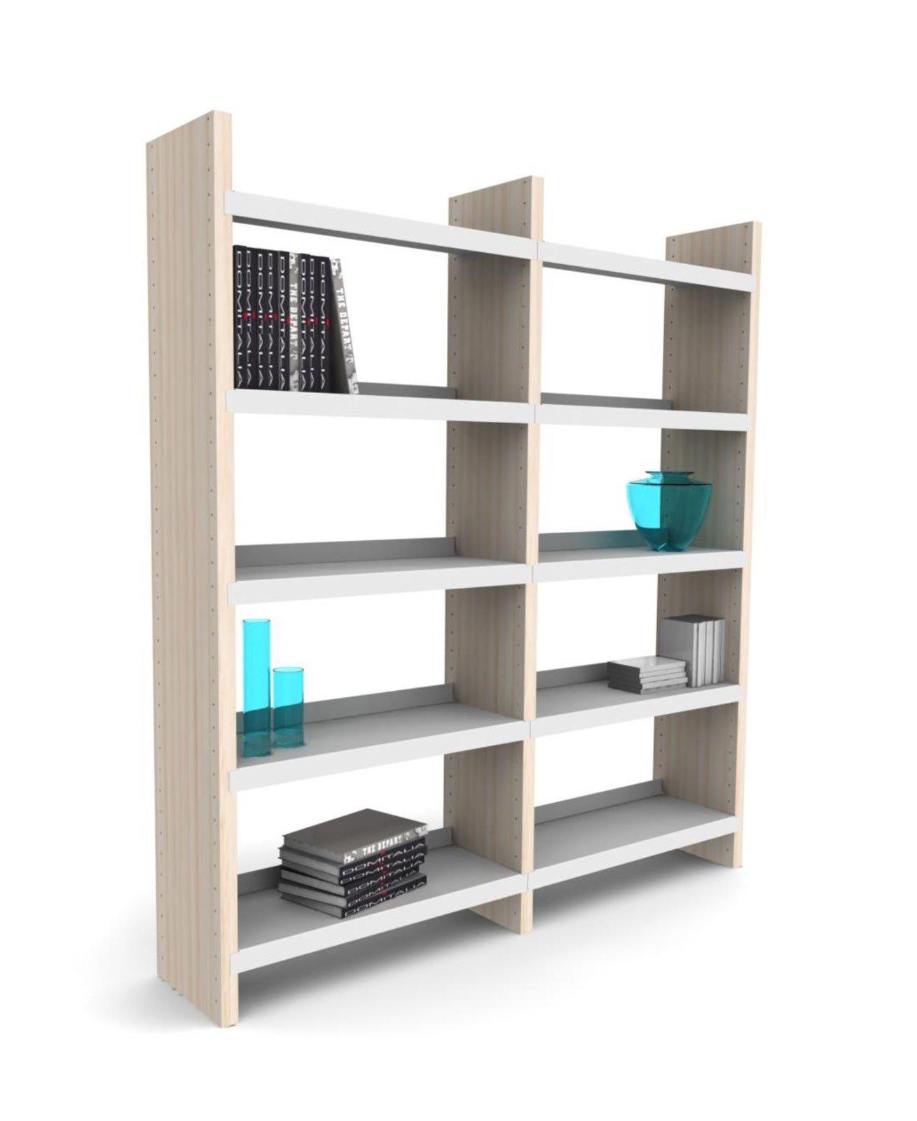 librerie e vetrine al salone internazionale del mobile 2015 - cose ... - Vetrina Soggiorno Bianca