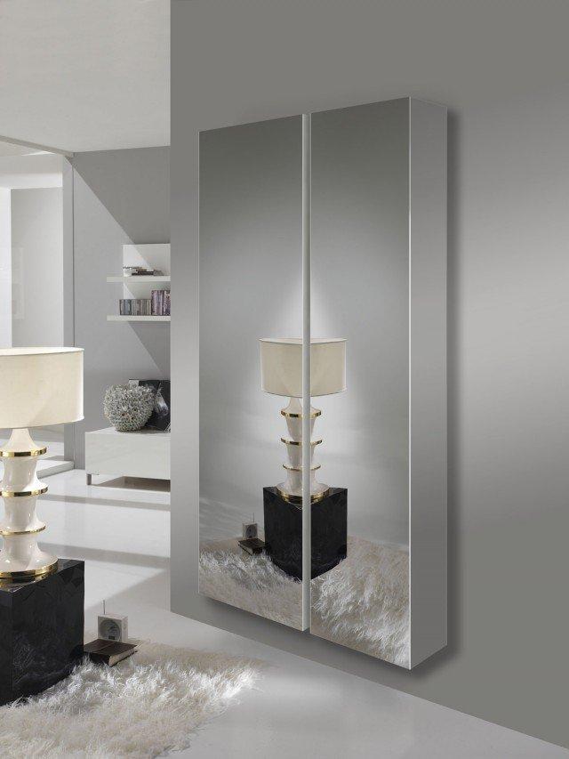 Isaloni 2015 armadi cabine cassettiere tutti da esibire - Scarpiera specchio ikea ...