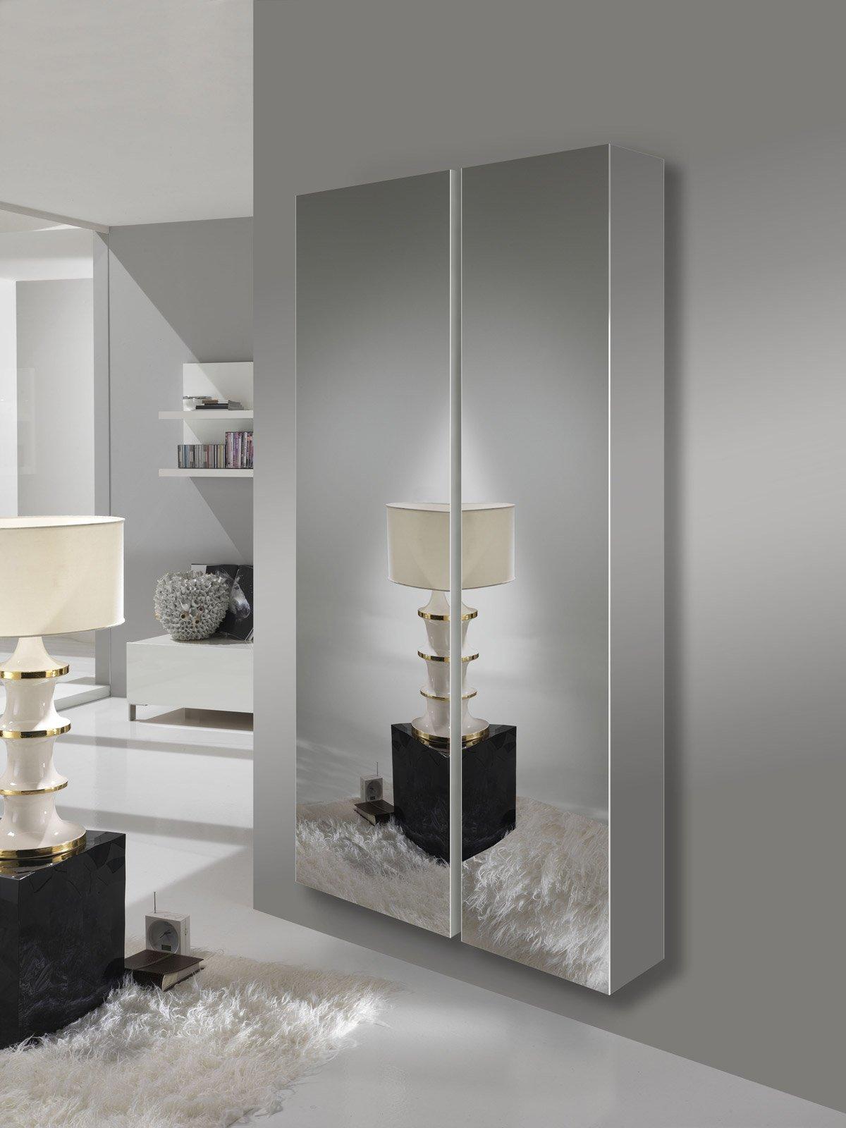 Isaloni 2015 armadi cabine cassettiere tutti da esibire cose di casa - Scarpiera con specchio ...