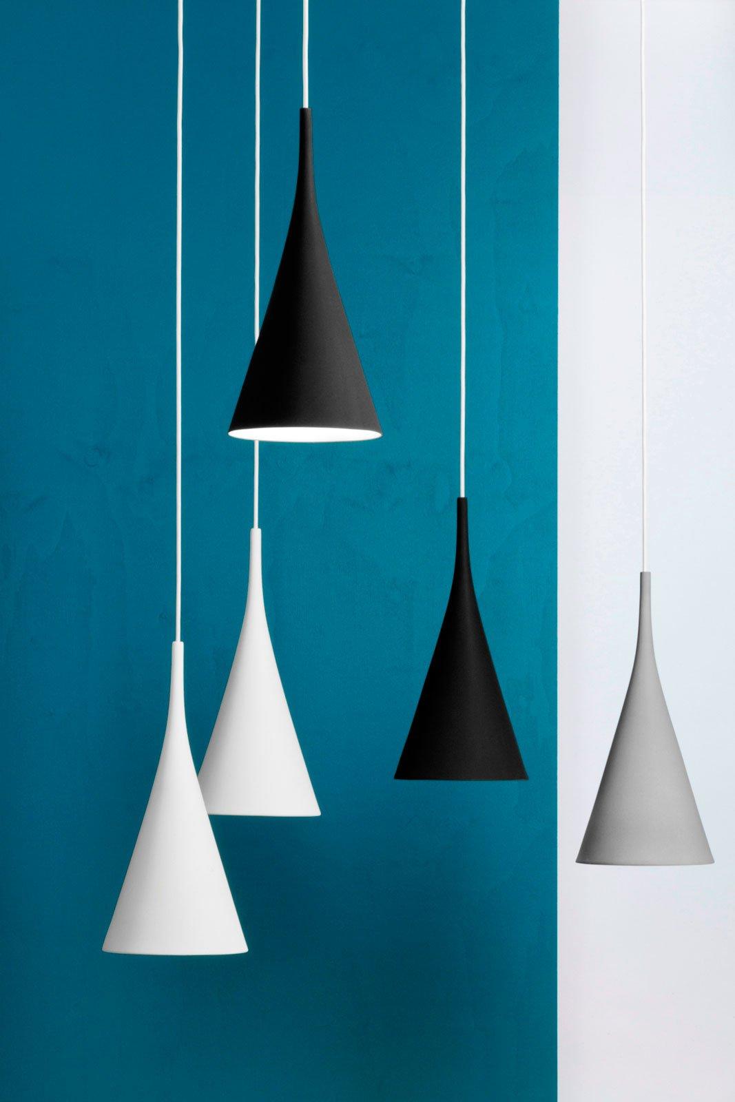 Euroluce 2015 lampadari a sospensione al salone del - Lampade a sospensione moderne design ...