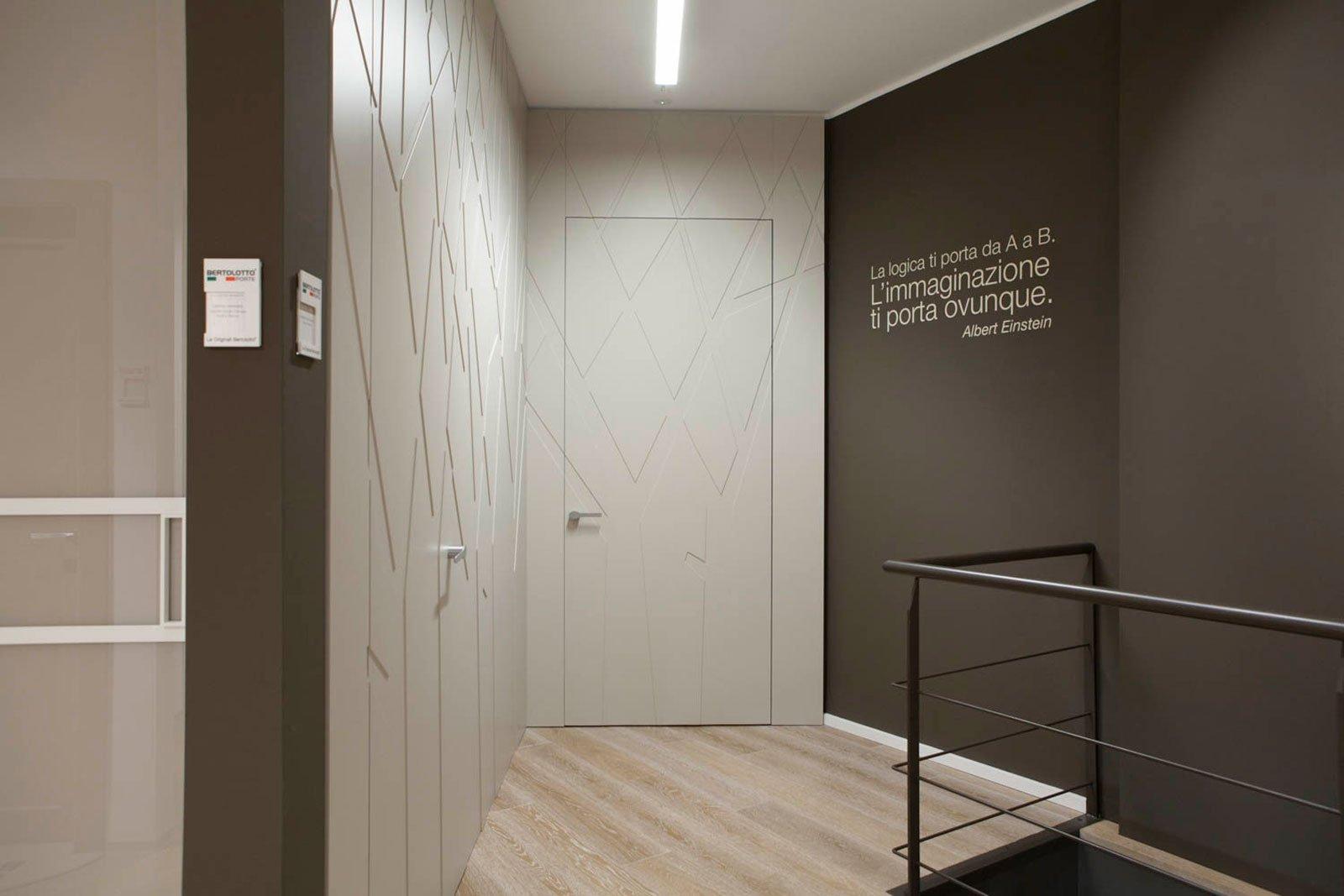 Bertolotto porte nuovo spazio espositivo a milano cose for Porte bertolotto