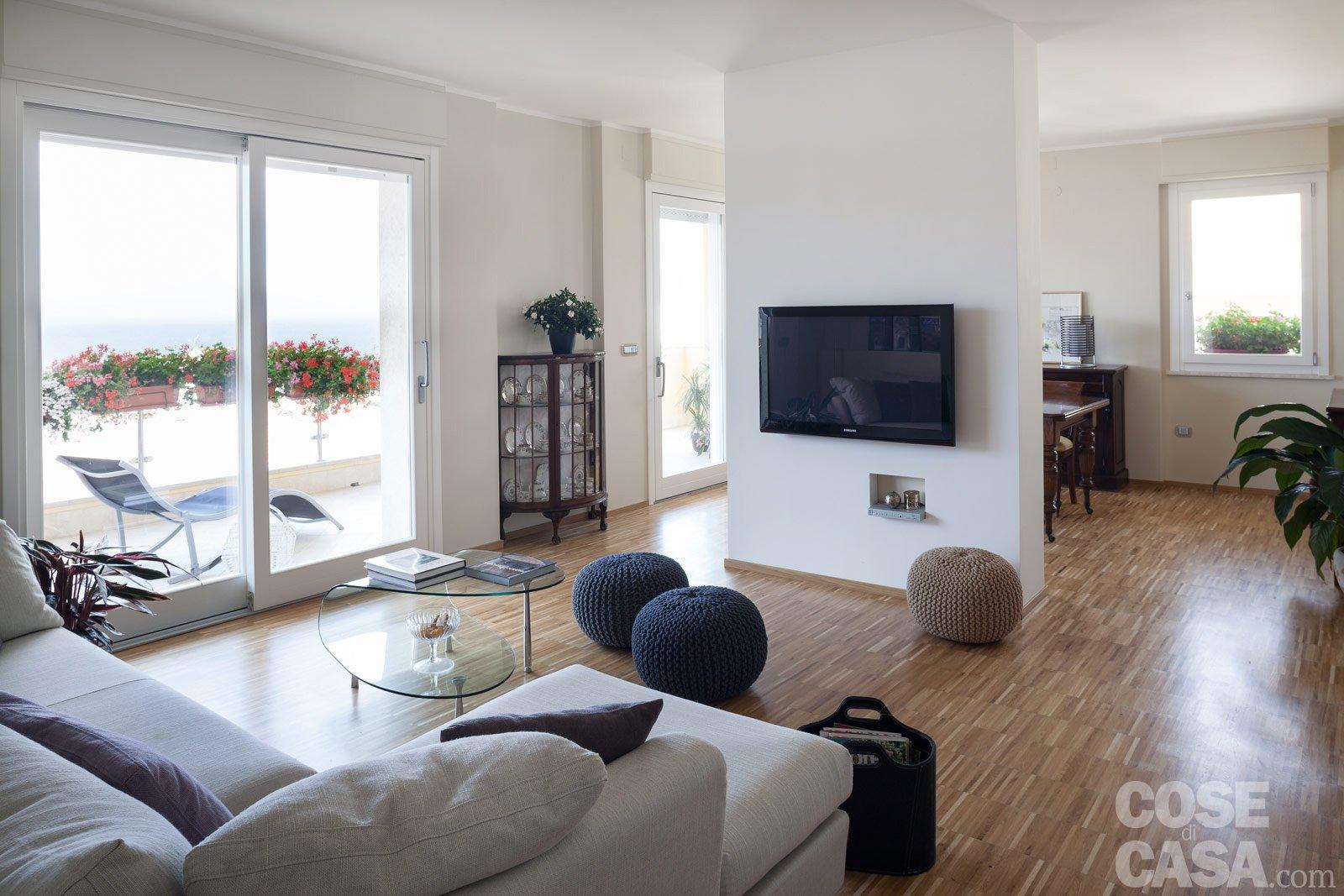 100+ [ parete soggiorno bianco lucido dragtime for ] | soggiorno ... - Soggiorno Lilla 2