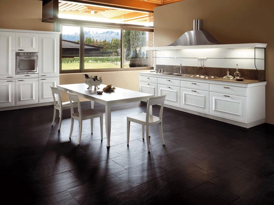 Cucine con cappa grande moderne e classiche cose di casa - Snaidero cucine moderne ...