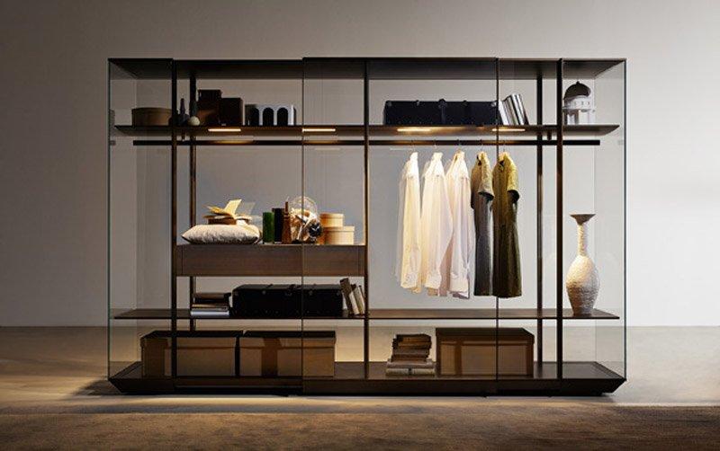 iSaloni 2015: armadi, cabine, cassettiere tutti da esibire ...