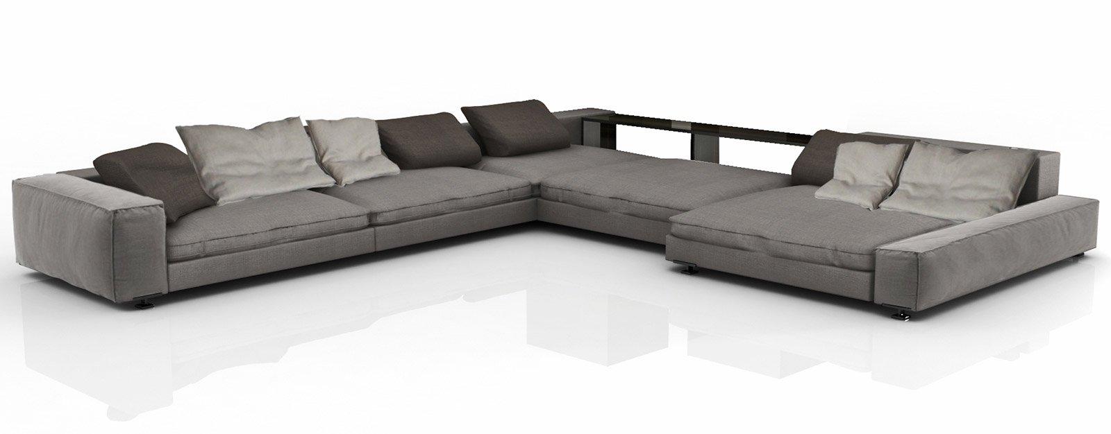 Salone del Mobile 2015: divani, vere isole di relax - Cose di Casa