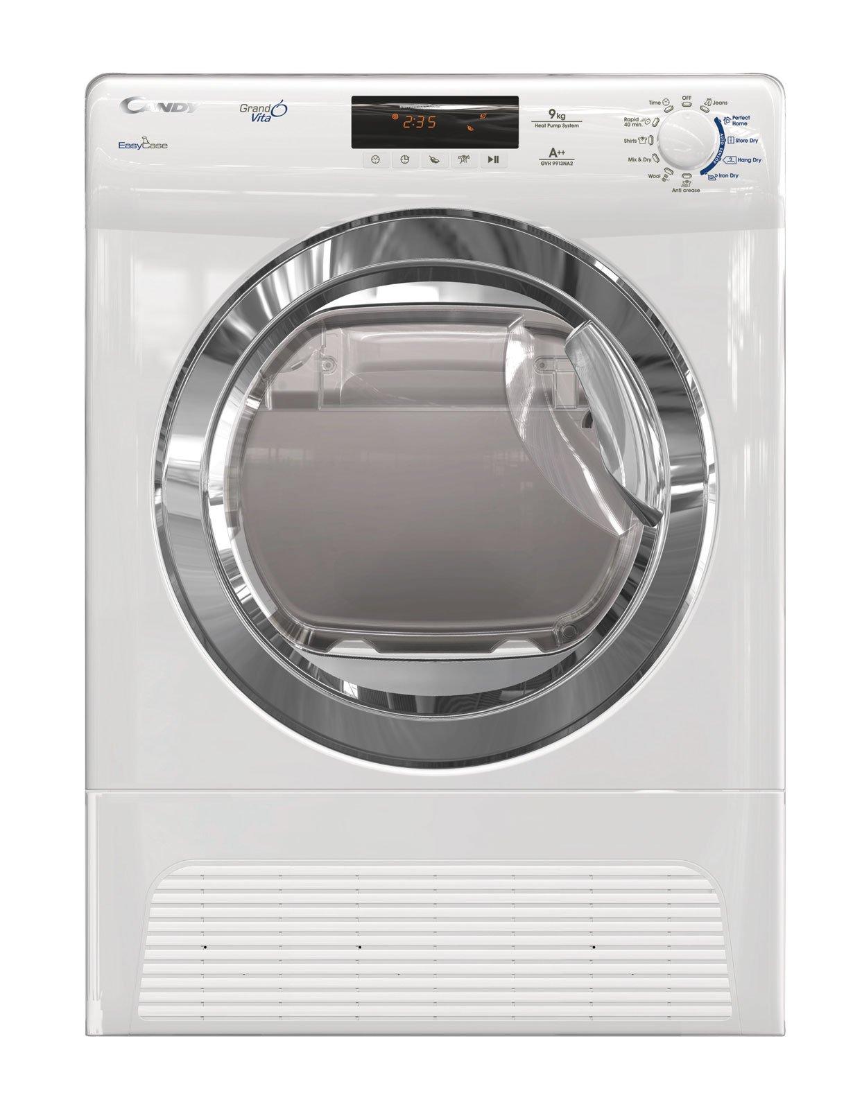 Appendere Asciugatrice Al Muro asciugatrici efficienti. per chi non ha spazio per stendere
