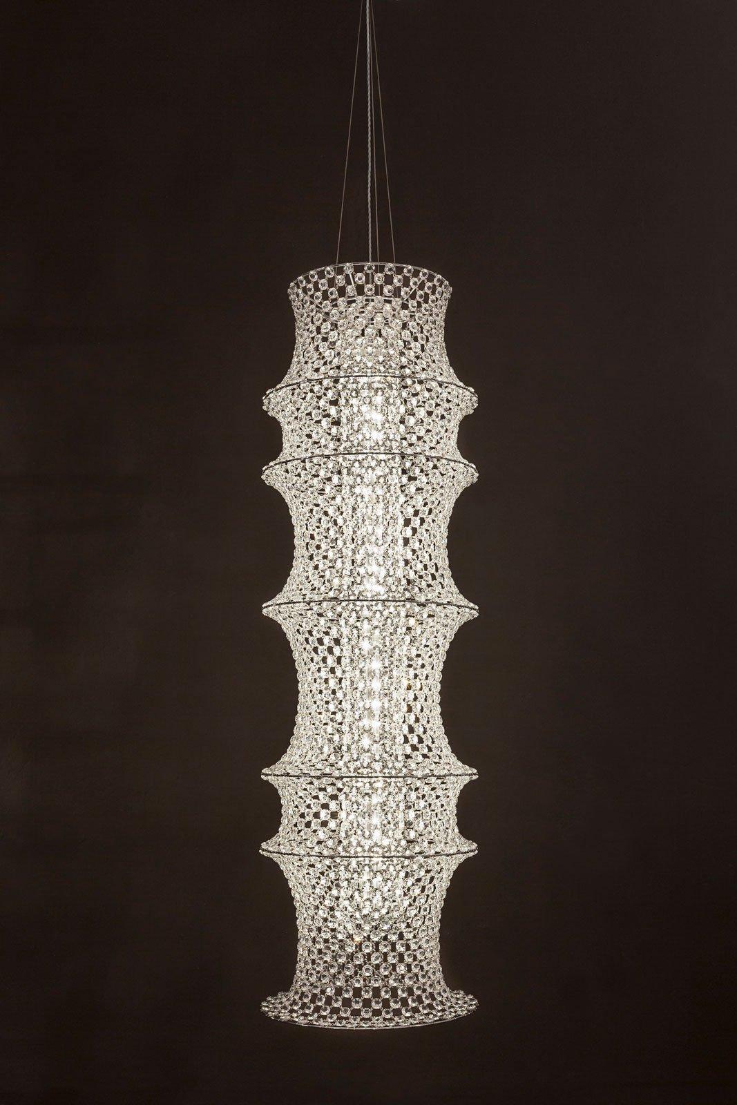 barcaccia lampadari roma : Euroluce 2015: lampadari a sospensione al salone del mobile - cose ...