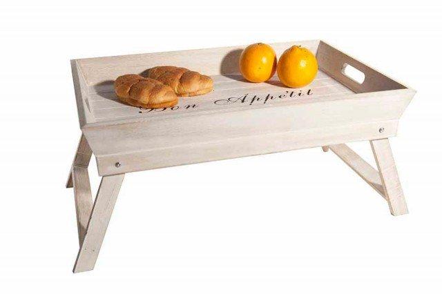 Bon Appetit di Novità Home è in legno color avorio e ha un ...
