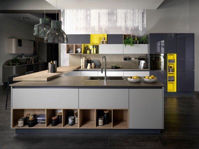 cucina a vista e soggiorno insieme. progetto in pianta - cose di casa - Soggiorno Angolo Cottura 25 Mq 2