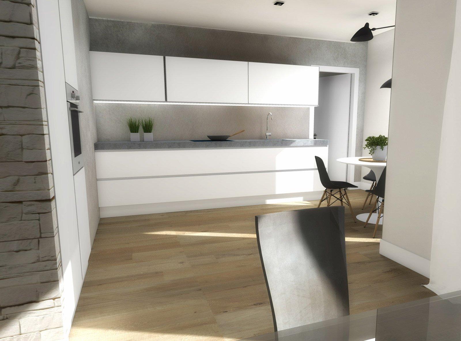 Come arredare il soggiorno e in camera ricavare la for Arredare soggiorno cucina
