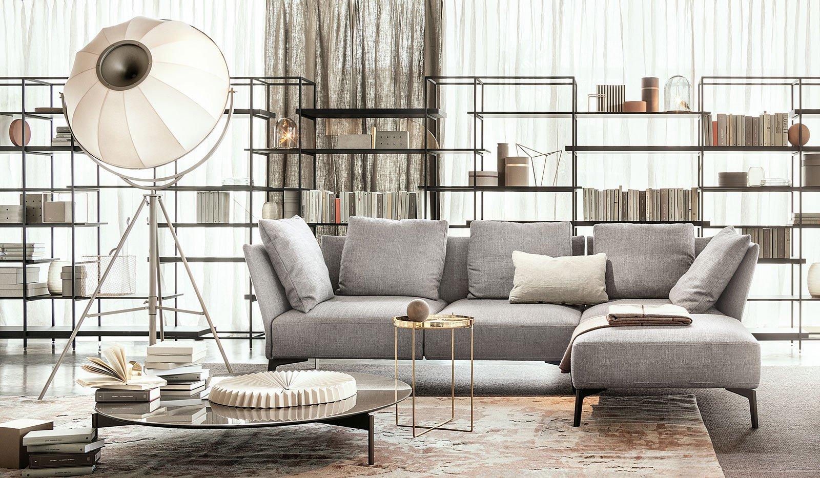 Divani design comfort secondo lema cose di casa for Salotti moderni piccoli