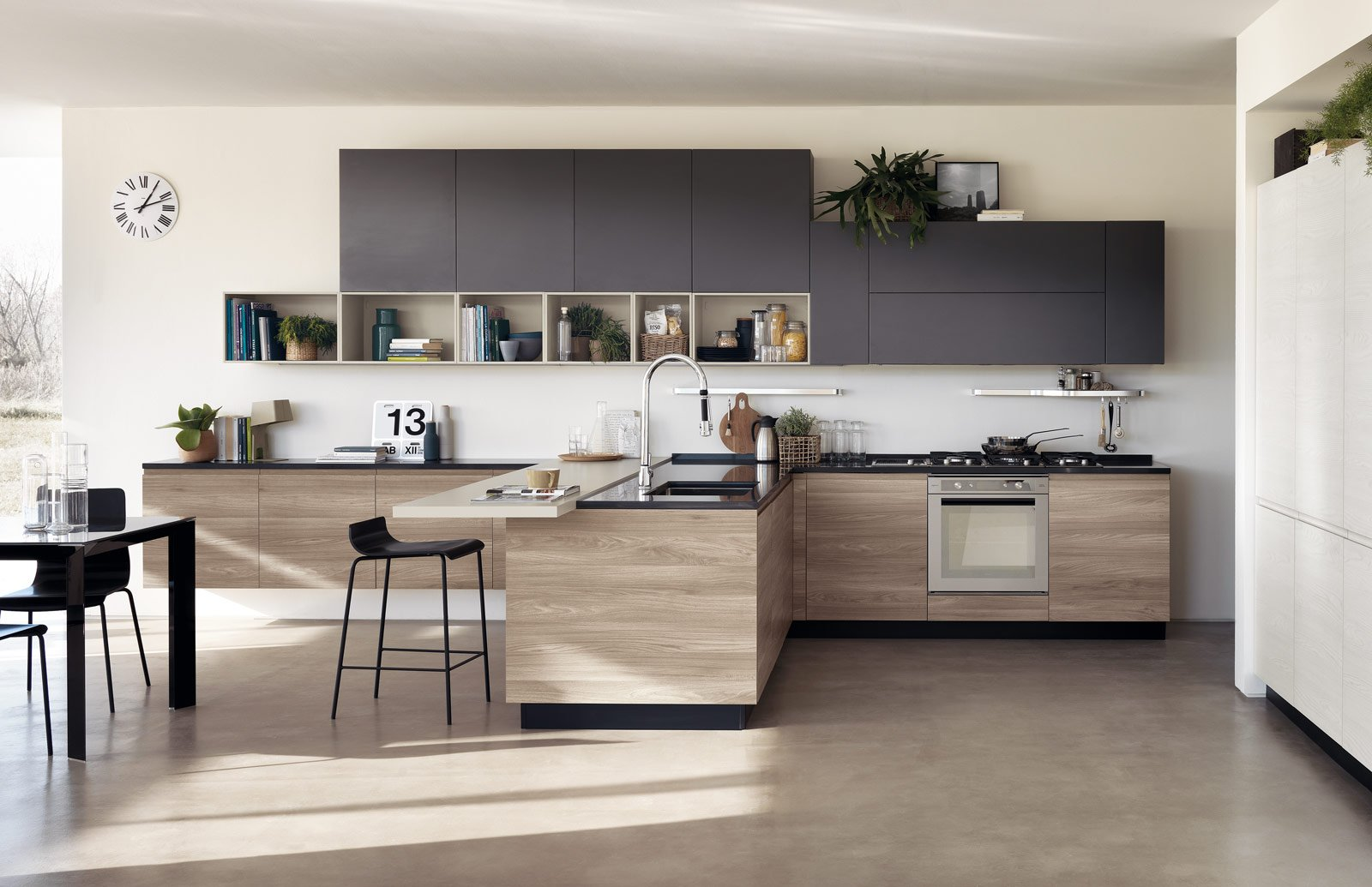 Cucine Color Legno - Home Design E Interior Ideas - Refoias.net