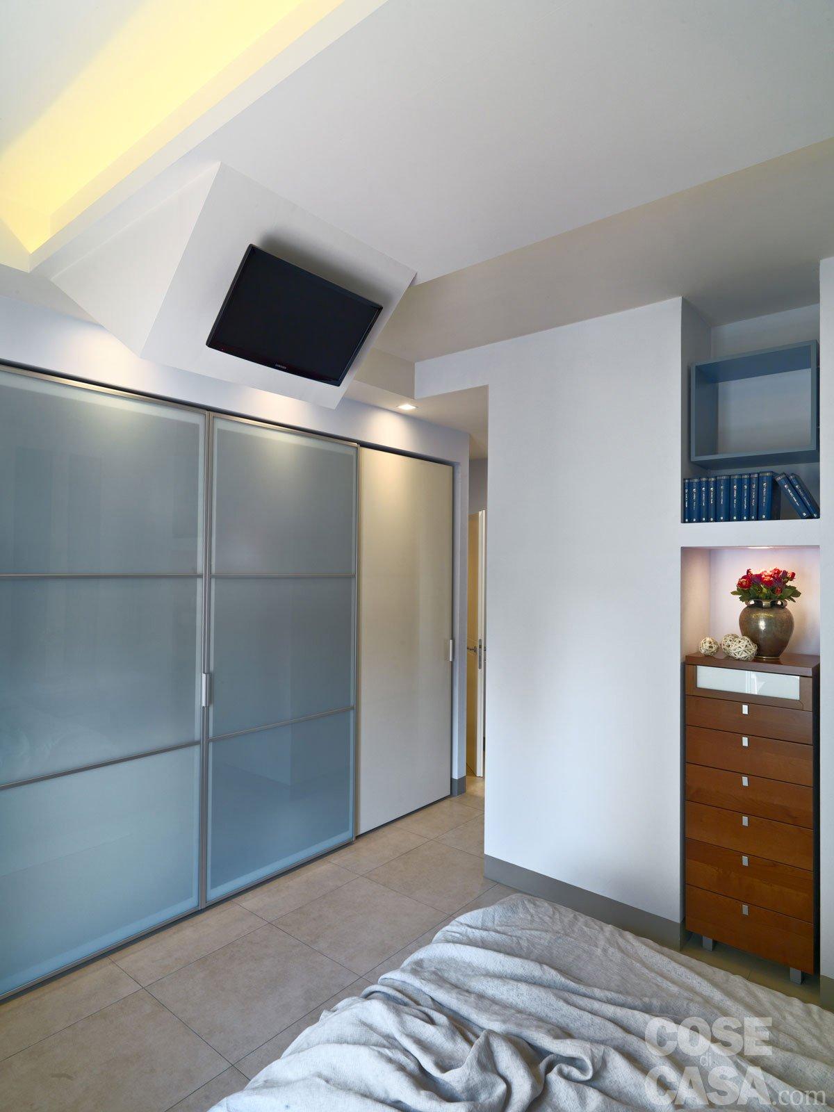 Due appartamenti diventano uno cose di casa for 7 piani di casa di camera da letto