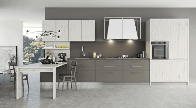 Cucine con cappa grande moderne e classiche cose di casa for Arredo3 kali prezzo