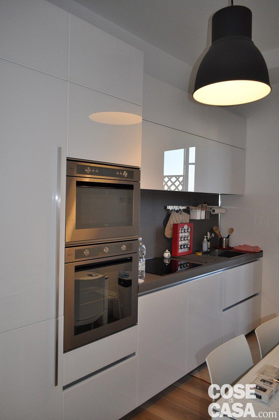 90 mq una casa da vivere in relax cose di casa - Immagini di cucina ...