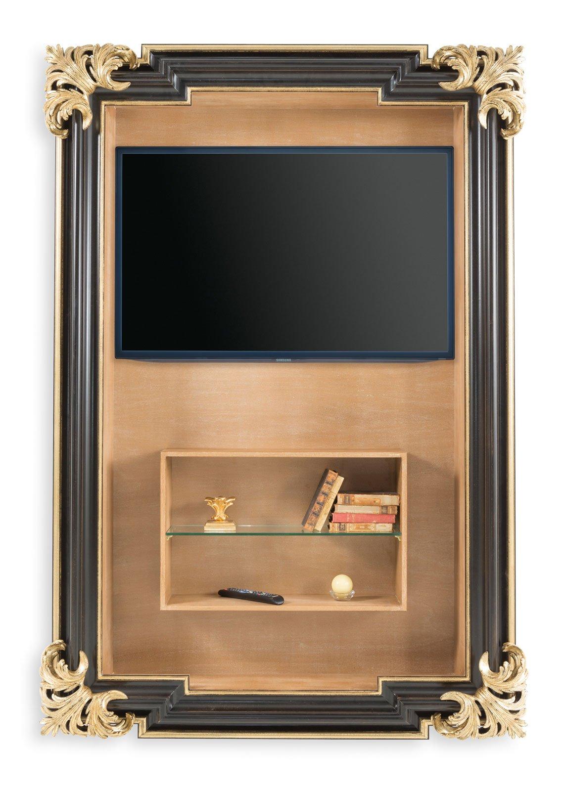 Librerie e vetrine al salone internazionale del mobile 2015 cose di casa - Porta tv originali ...