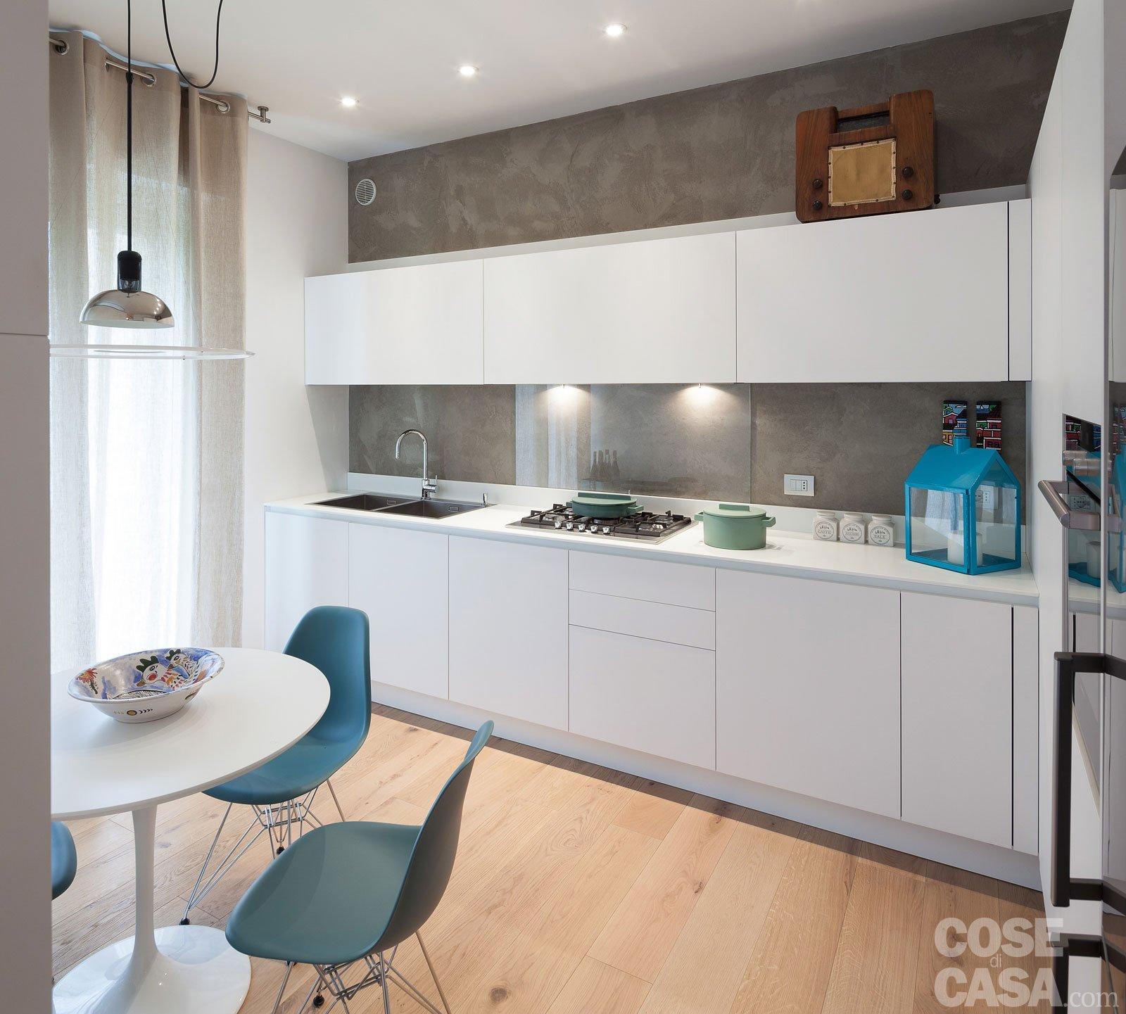 Stunning Cucina Ambiente Unico Pictures - Home Interior Ideas ...