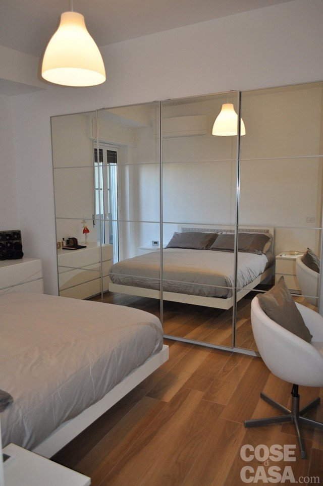Camera Da Letto Con Parete Obliqua : Mq una casa da vivere in relax cose di