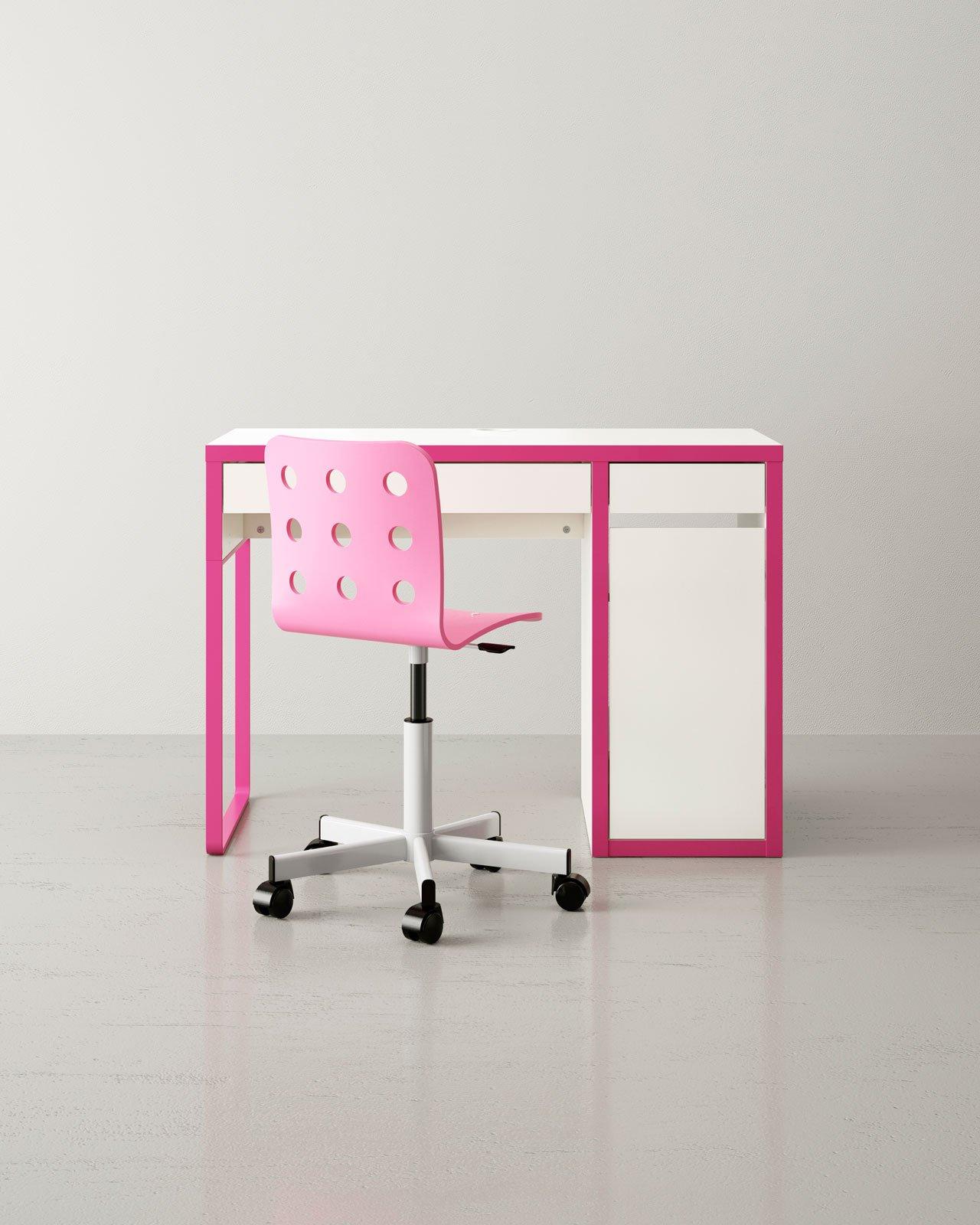 best jules di ikea una sedia da scrivania su ruote che pu essere regolata in altezza with sedia prezzi with se impilabili ikea