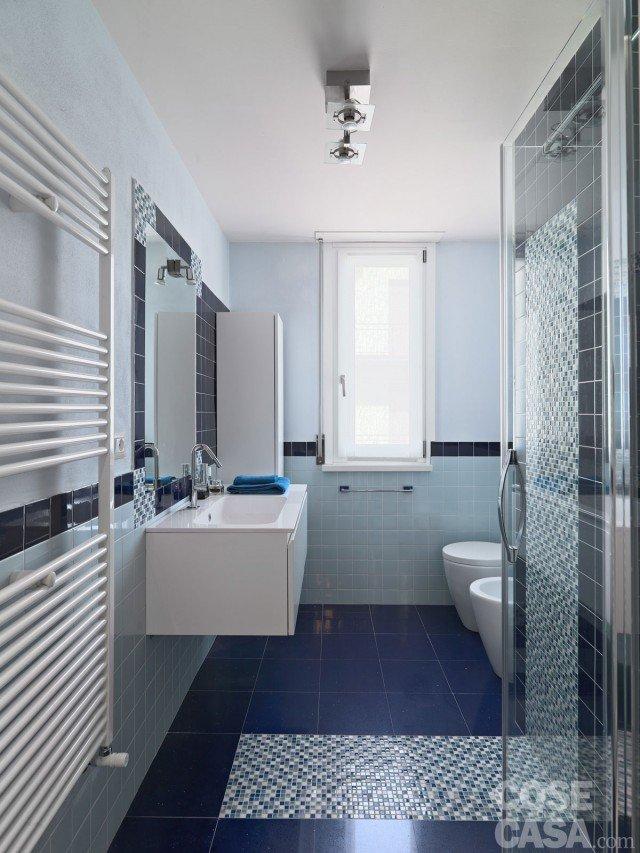Due appartamenti diventano uno cose di casa for Piccole case quadrate
